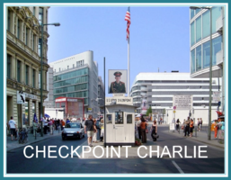 www.essengehen.in Berlin Checkpoint Charlie