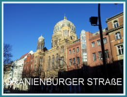 www.essengehen.in Berlin Oranienburger Straße